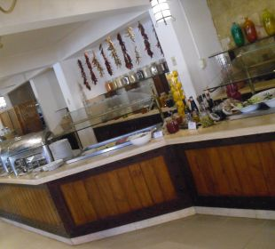 Buffet Arena Inn Hotel, El Gouna