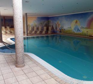 Hotel Pool Hotel Glockenstuhl