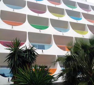 Aussenansicht  Hotel Palma Playa - Cactus