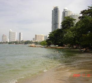 Am Wongamat Strand Hotel Pattaya Garden