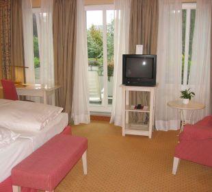 Zimmer Romantik Hotel Bösehof
