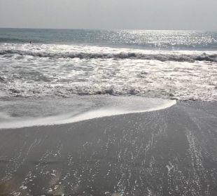 Das Meer im Februar Aska Lara Resort & Spa