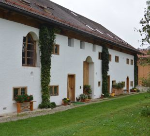 Das Hauptgebäude Hotel Hagerhof