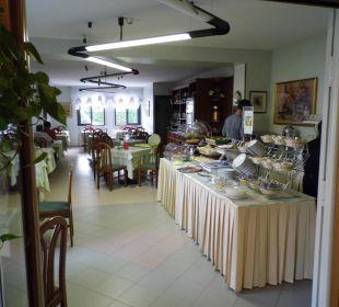 Frühstücksbuffet Hotel Fortunella