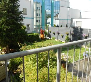 Ausblick Hotel-Pension Alt-Rodenkirchen