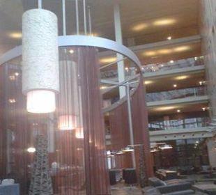 Loby/Bar Radisson Blu Hotel Köln