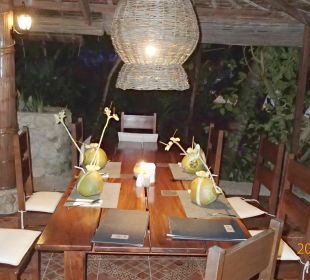 Empfangsdrink Hotel Sipalay Easy Diving and Beach Resort
