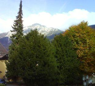Blick vom Balkon Hotel Villa Rein