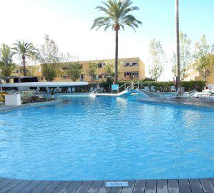 Pool am Morgen JS Hotel Sol de Alcudia