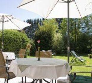 Garten Hotel Garni Sallerhof
