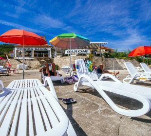 Strand Pension Villa Baroni