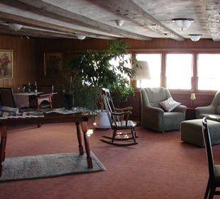 Aufenthaltsraum Hotel Appenzellerhof