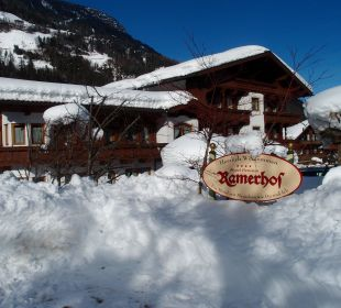 Winter Hotel Ramerhof