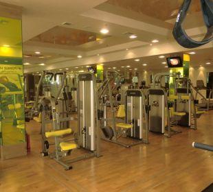Fitnessraum Hotel Royal Heights Resort