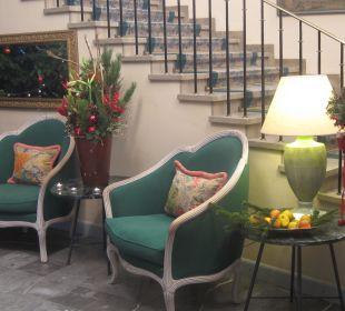 Weihnachtsdeko Hotel Jodquellenhof Alpamare (Hotelbetrieb eingestellt)