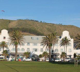 Schönes Hotel an der Sea Point-Promenade Hotel Winchester Mansions
