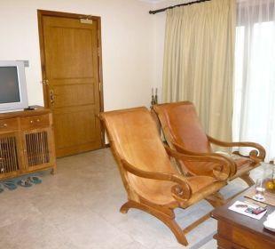 Eingangsbereich der Suite Hotel Tanjung Rhu Resort