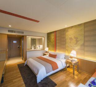 Zimmer Pathumwan Princess Hotel
