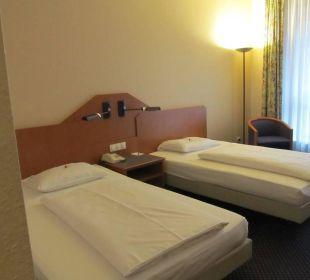 Zimmeransicht Arcadia Hotel Berlin