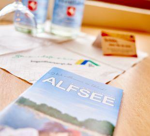 Sport & Freizeit  DJH Jugendherberge Alfsee