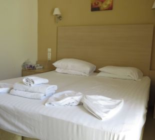 Bett war ok Eurohotel Katrin Hotel & Bungalows