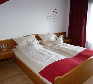 Standard-Zimmer Pension Haus Hochstein