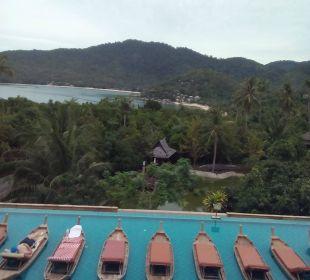 Pool bei pool-access-rooms Santhiya Koh Phangan Resort & Spa