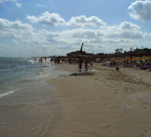 Lovely beach Hotel El Mouradi Palm Marina