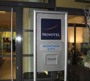 Hotel Novotel München City Hotel Novotel München City