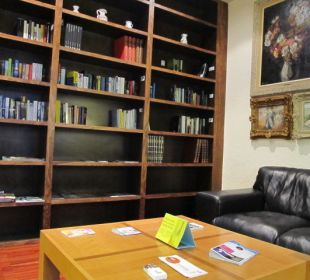 Bibliothek Hotel Galeon