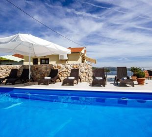Pool Pension Villa Baroni