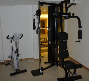 Winter 2012: Fitness Hotel Lukas