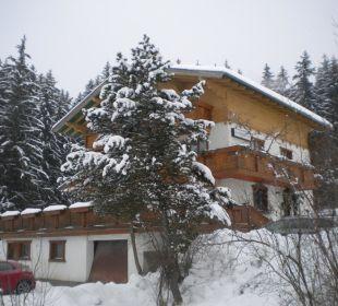 Aussenansicht Pension Alpenblick