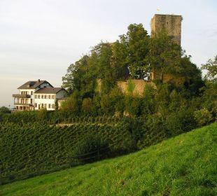 Die Burg Hotel Burg Windeck