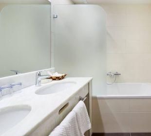 Der neue Zimmertyp Hochreit Badezimmer Kinderhotel Felben