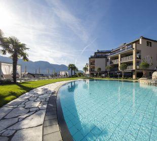 Außenansicht Hotel La Maiena Meran Resort