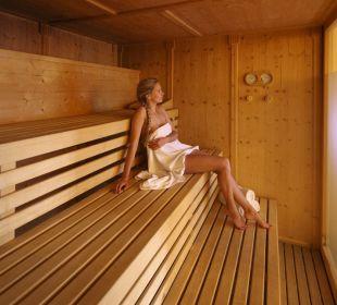 Finnische Sauna Hotel Grafenstein