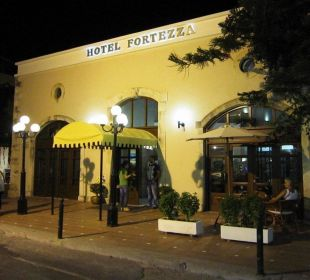 Entrance Hotel Fortezza