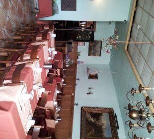 Frühstücksraum Hotel Haus Hillesheim