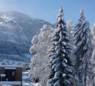 Winterfoto Jänner 2012 Hotel Sonne