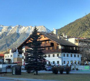 Hotel von Außen Familien-Landhotel Stern