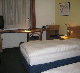 Getrennte Betten Hotel Median Hannover Messe