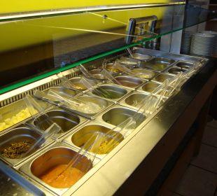 1A Salatbar Hotel Menüwirt