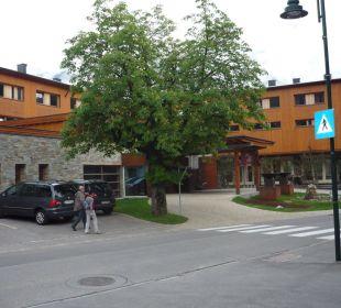 Eingangsbereich Hotel Mohr Life Resort