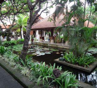 Garten Bali Rani Hotel