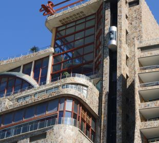 Fahrstuhl mit Aussicht Gloria Palace Amadores Thalasso & Hotel