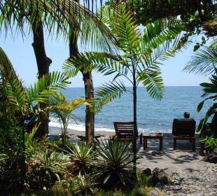 Liegeplatz zur Villa gehörend Ciliks Beach Garden
