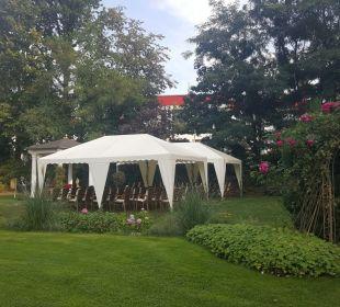 Gartenanlage Hotel The Lakeside
