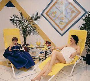 Saunabereich Ferienwohnungen & Pension Domicil am Stadtpark