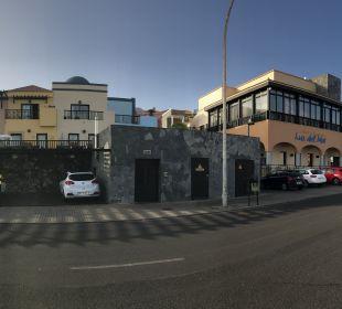 Außenansicht Hotel Luz Del Mar